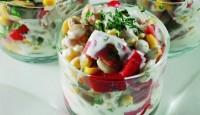 Barbunya Salatası Yapılışı