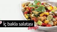 İç Bakla Salatası Nasıl Yapılır?