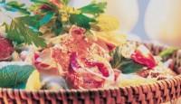 İskender Kebap Salatası Tarifi