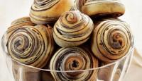 Kakaolu Sarmal Çörek Tarifi