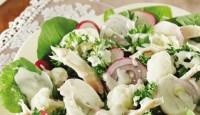 Karnabaharlı Salata Nasıl Yapılır?