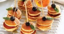 Nefis Pancake Yapılışı