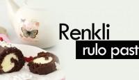 Renkli Rulo Pasta Nasıl Yapılır?