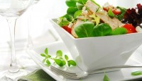 Sağlıklı ve Nefis Salata Yapılışı