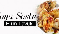 Soya Soslu Fırın Tavuk Tarifi